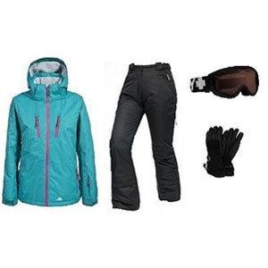 Womens Snow Apparel Package