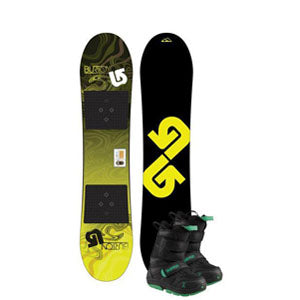 Youth Snowboard Lease