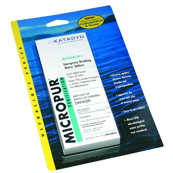 Micropur Tablets
