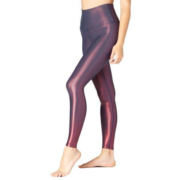 Women's Spot On High Waisted Midi Legging alternate view