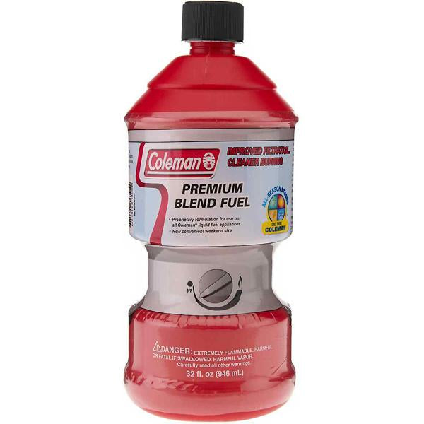 Coleman Premium Blend Liquid Fuel - 32 oz
