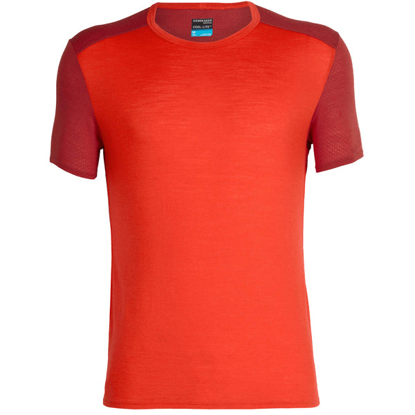 Men's Cool-Lite Amplify Short Sleeve Crewe featured view