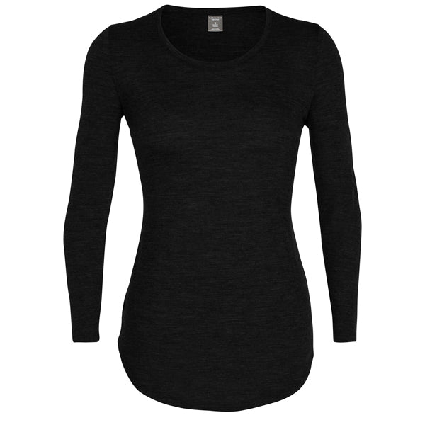 Women's Solace Long Sleeve Scoop featured view