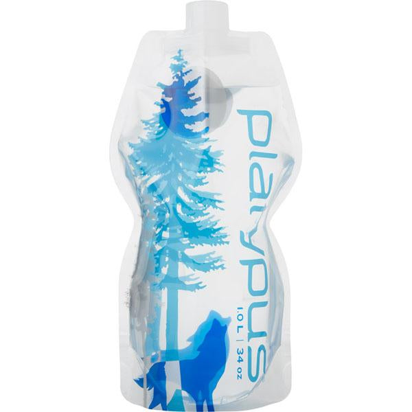 SoftBottle Push-Pull 1L
