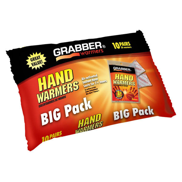 Hand Warmer 10 Pack