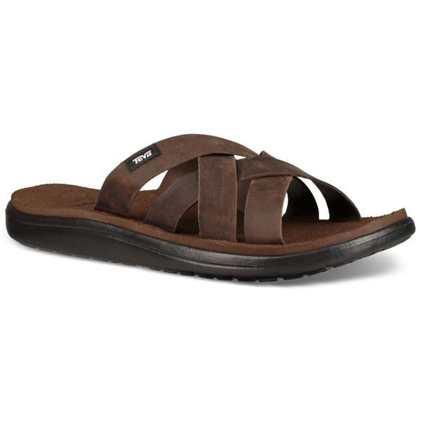 Teva Men's Voya Slide Leather