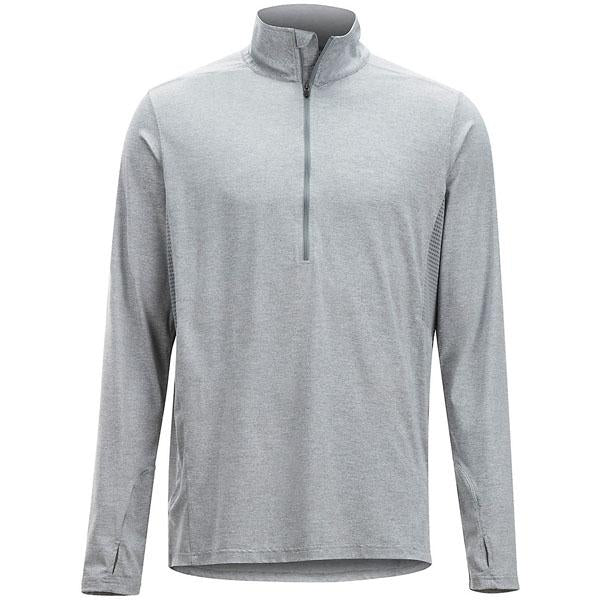 Men's BugsAway Sol Cool Long Sleeve Zip Neck