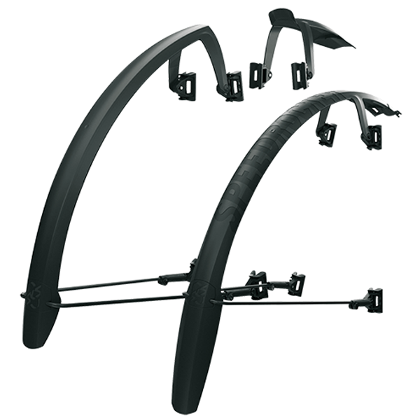 Speedrocker Fenders 700x32-42mm - Black featured view