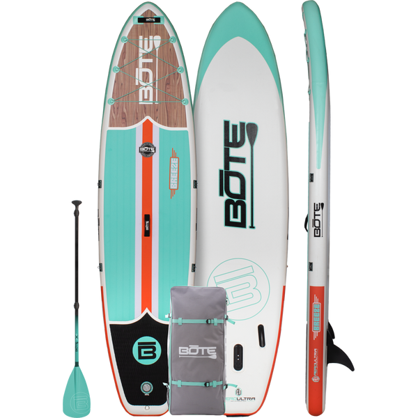 "Breeze Aero Inflatable Paddle Board - 11'6"" featured view"