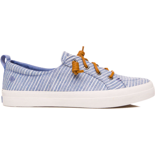 Women's Crest Vibe Chambray Stripe