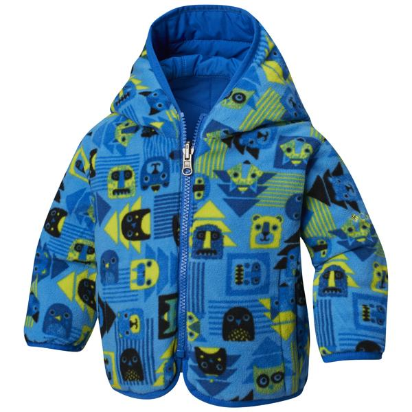 Boys' Double Trouble Reversible Jacket
