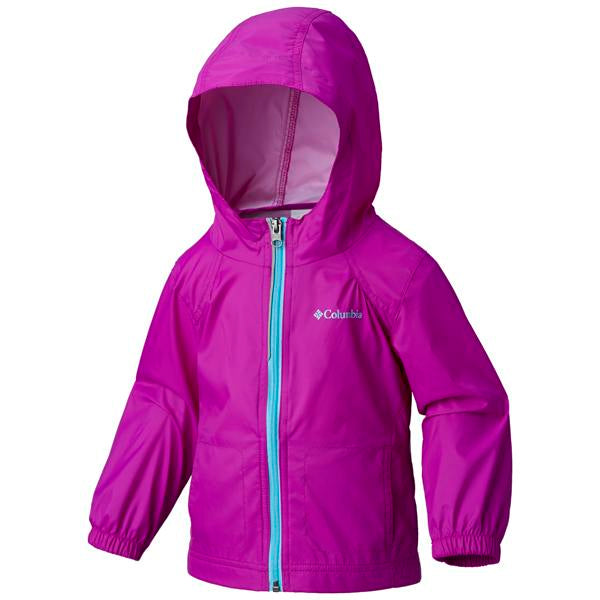 Girls' Switchback Rain Jacket