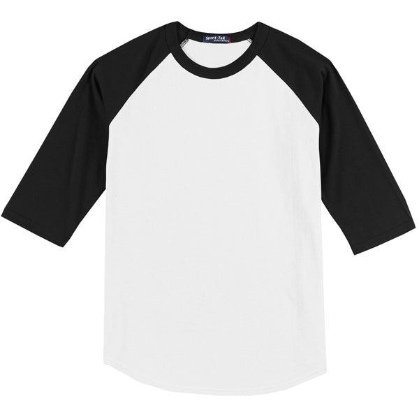Youth Raglan Baseball Jersey featured view