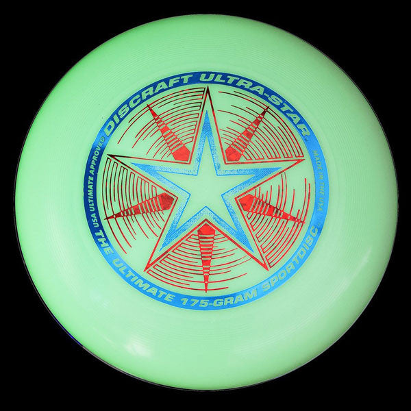 Ultra-Star Sportdisc Nite-Glo 175g featured view