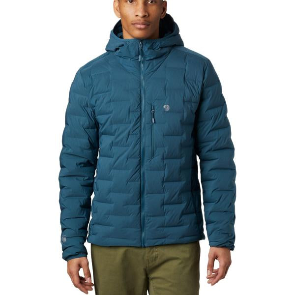Mountain Hardwear Men's Super/DS Hooded Jacket