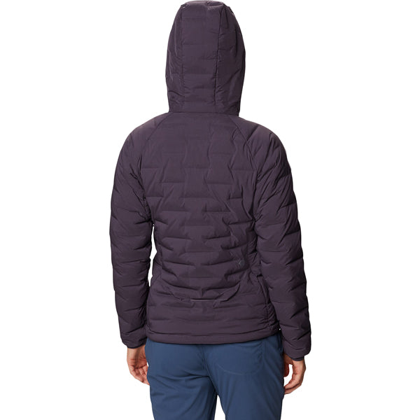 Women's Super/DS Stretchdown Hooded Jacket alternate view