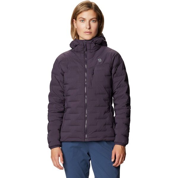 Women's Super/DS Stretchdown Hooded Jacket