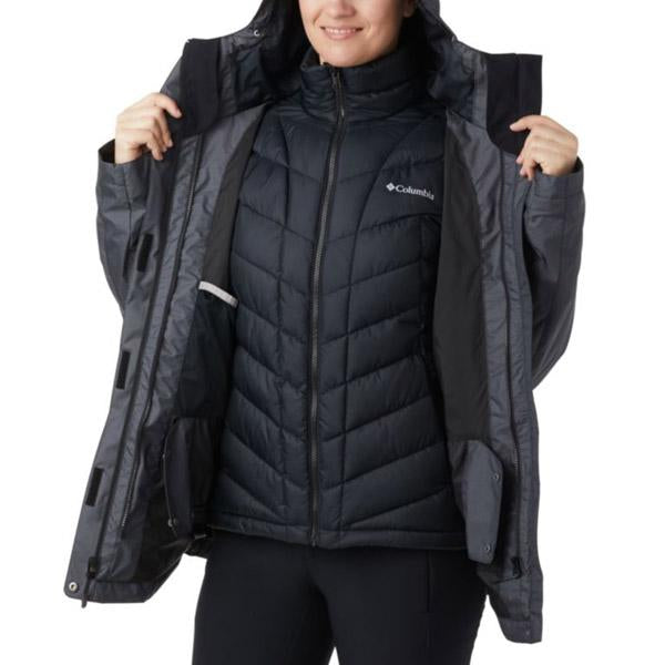 Women's Emerald Lake II Interchange Jacket alternate view