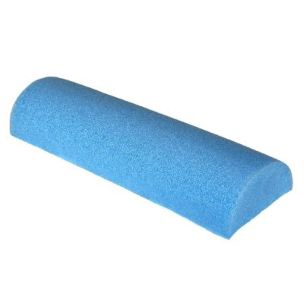 J/Fit Half-Round Foam Roller, Blue - 18 in