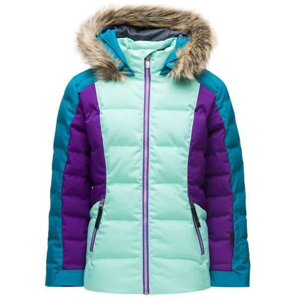 Spyder Girls' Atlas Synthetic Down Jacket