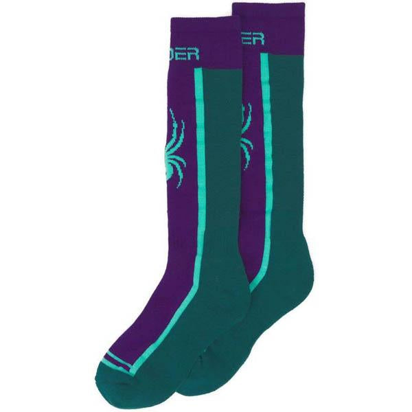 Spyder Girls' Sweep Socks