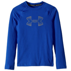 Boys' UA Armour Long Sleeve