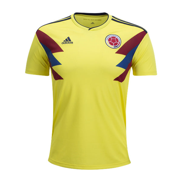 Men's Colombia Home Jersey WC 2018 alternate view