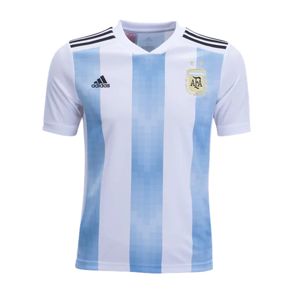 Youth Argentina Home Jersey World Cup 2018