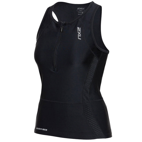 Women's Perform Tri Singlet featured view