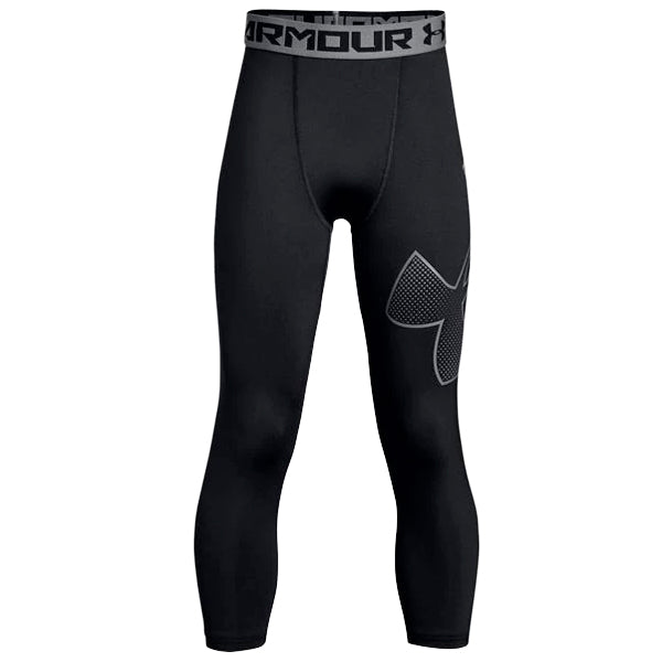 Boys' Armour 3/4 Logo Legging