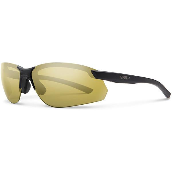 Parallel Max - Matte Black / Polarized Gold Mirror featured view