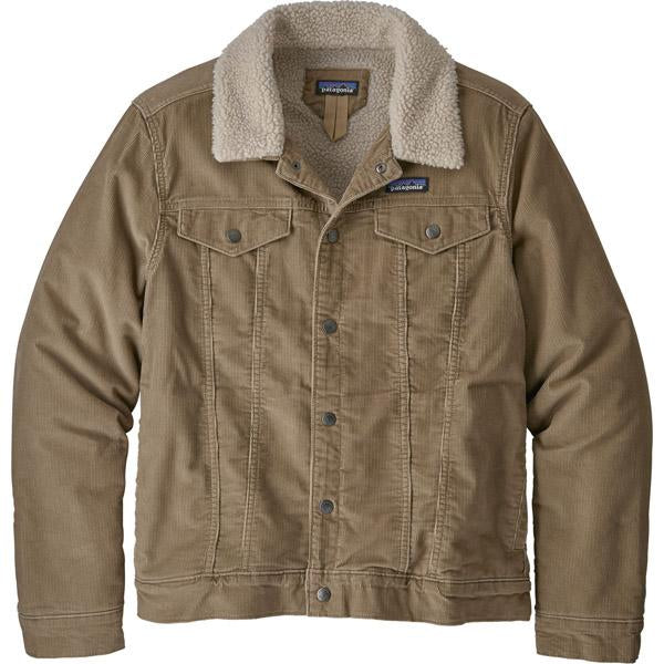 Men's Pile Lined Trucker Jacket