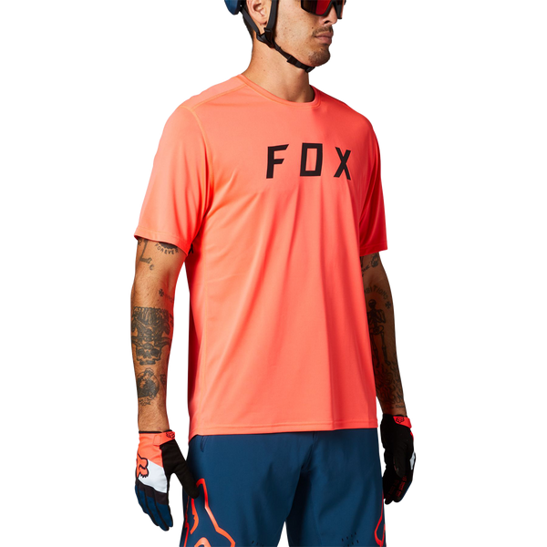 Men's Ranger Short Sleeve Fox Jersey