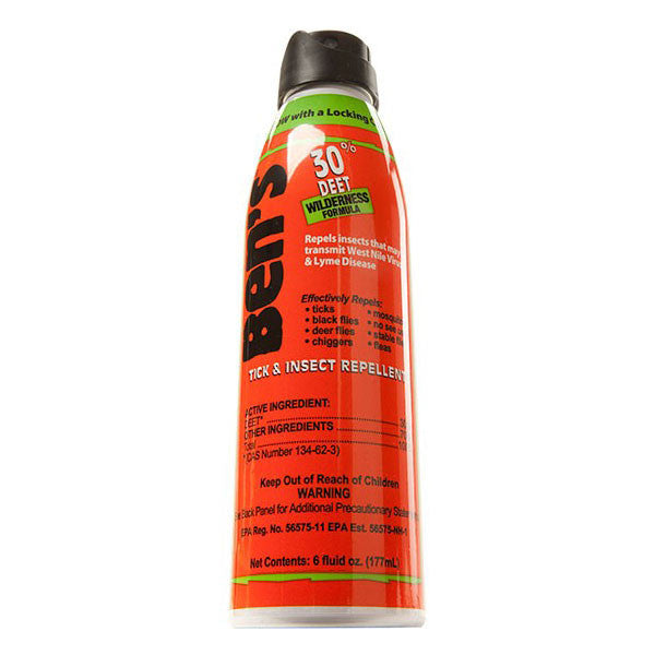 30 Deet Eco Spray 6 Oz