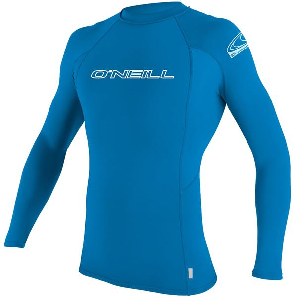 Boys' Basic Skins 50+ L/S Rash Guard