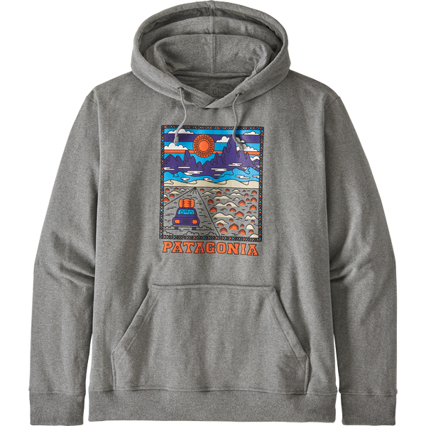Men's Summit Road Uprisal Hoody featured view