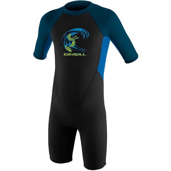 Boys' Reactor-2 2MM S/S Spring Wetsuit