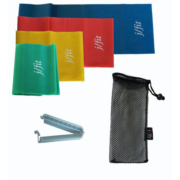 4 Exercise Bands Set