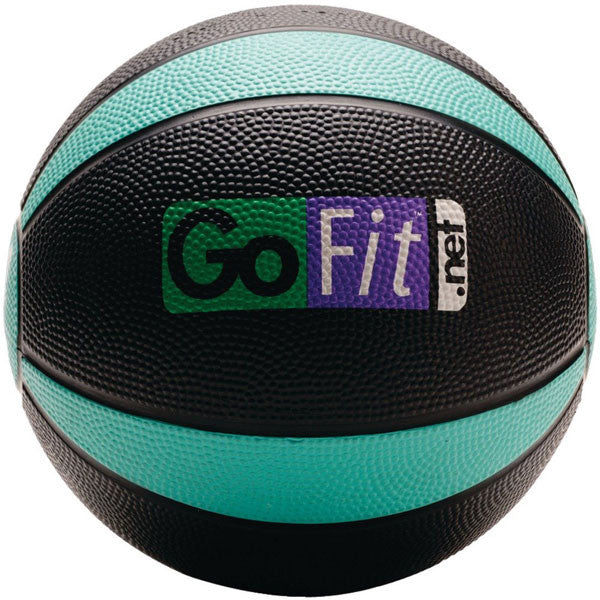 4Lb Green Rubber Medicine Ball