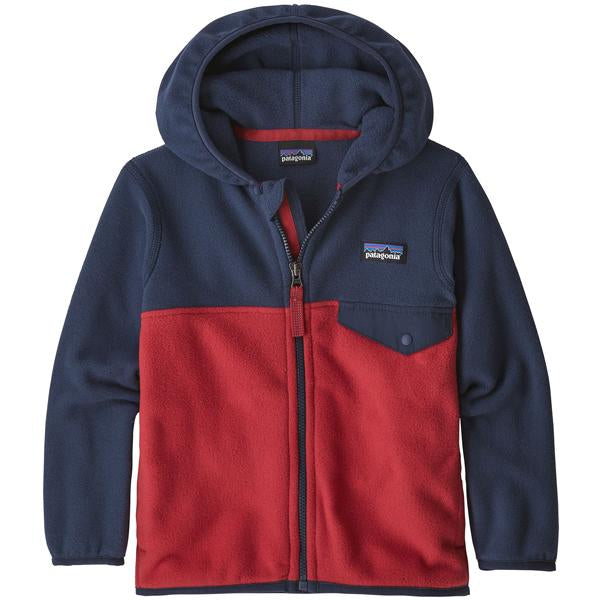 Patagonia Youth Baby Micro D Snap-T Fleece Jacket (Infant)
