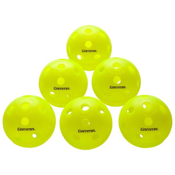 Outdoor Pickleball (6 Pack)