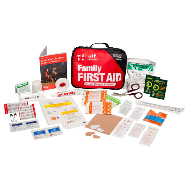 Adventure First Aid Family alternate view
