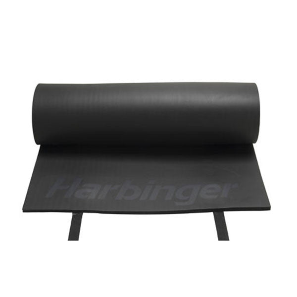 Harbinger Durafoam Rolled Mat, Black - 72