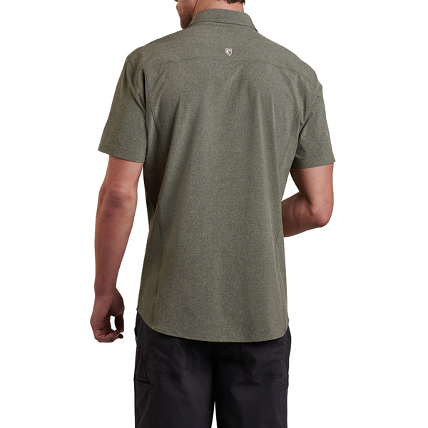 Men's Optimizr Short Sleeve alternate view