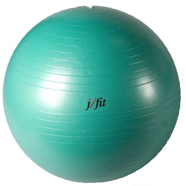 J/Fit Antiburst Gym Ball 30 in