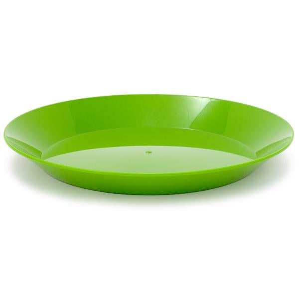 GSI Outdoors Cascadian Plate, Green - 9.5 in