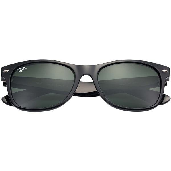 New Wayfarer Classic - Black/Green featured view