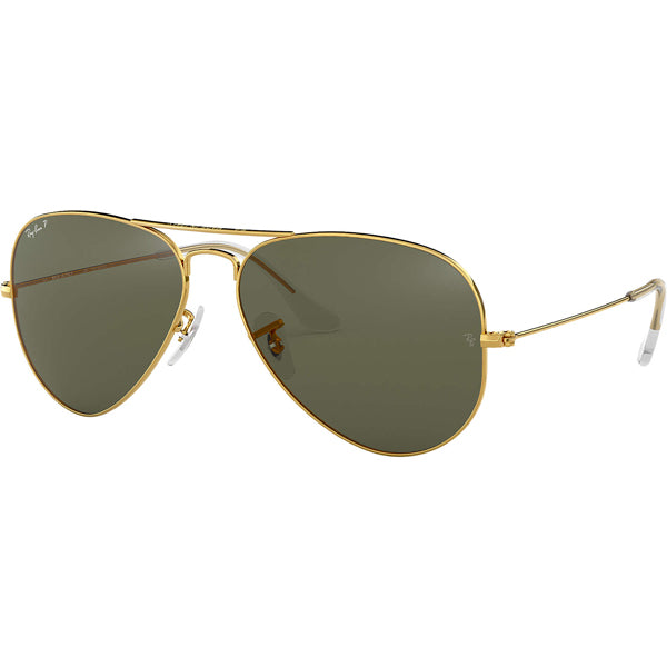 Aviator - Gold/Green Polarized alternate view