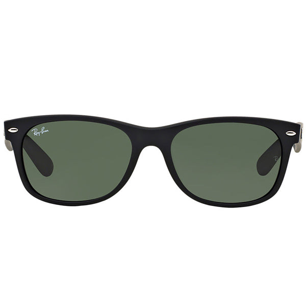 New Wayfarer - Black/Matte Green