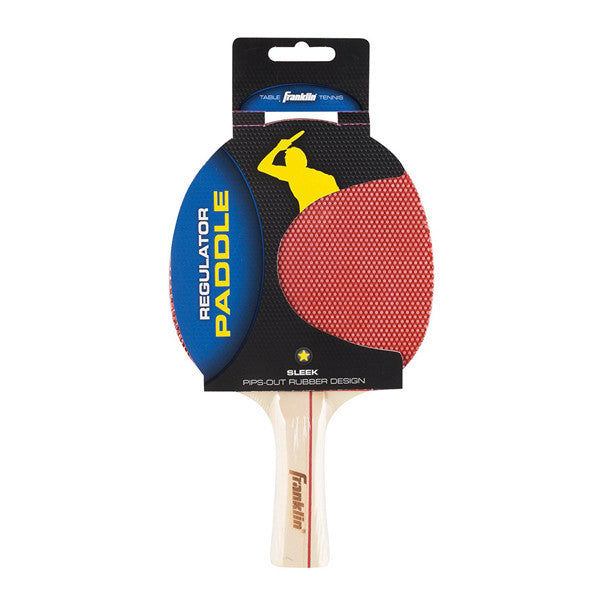 Regulator TableTennis Paddle